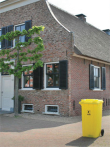 Vet recyclen is duurzaam