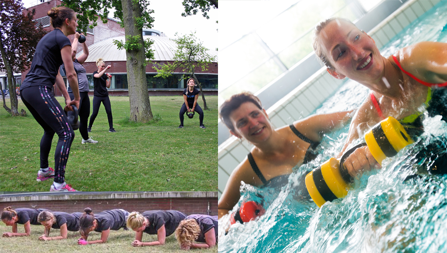 Bootcamp Zuiderpark