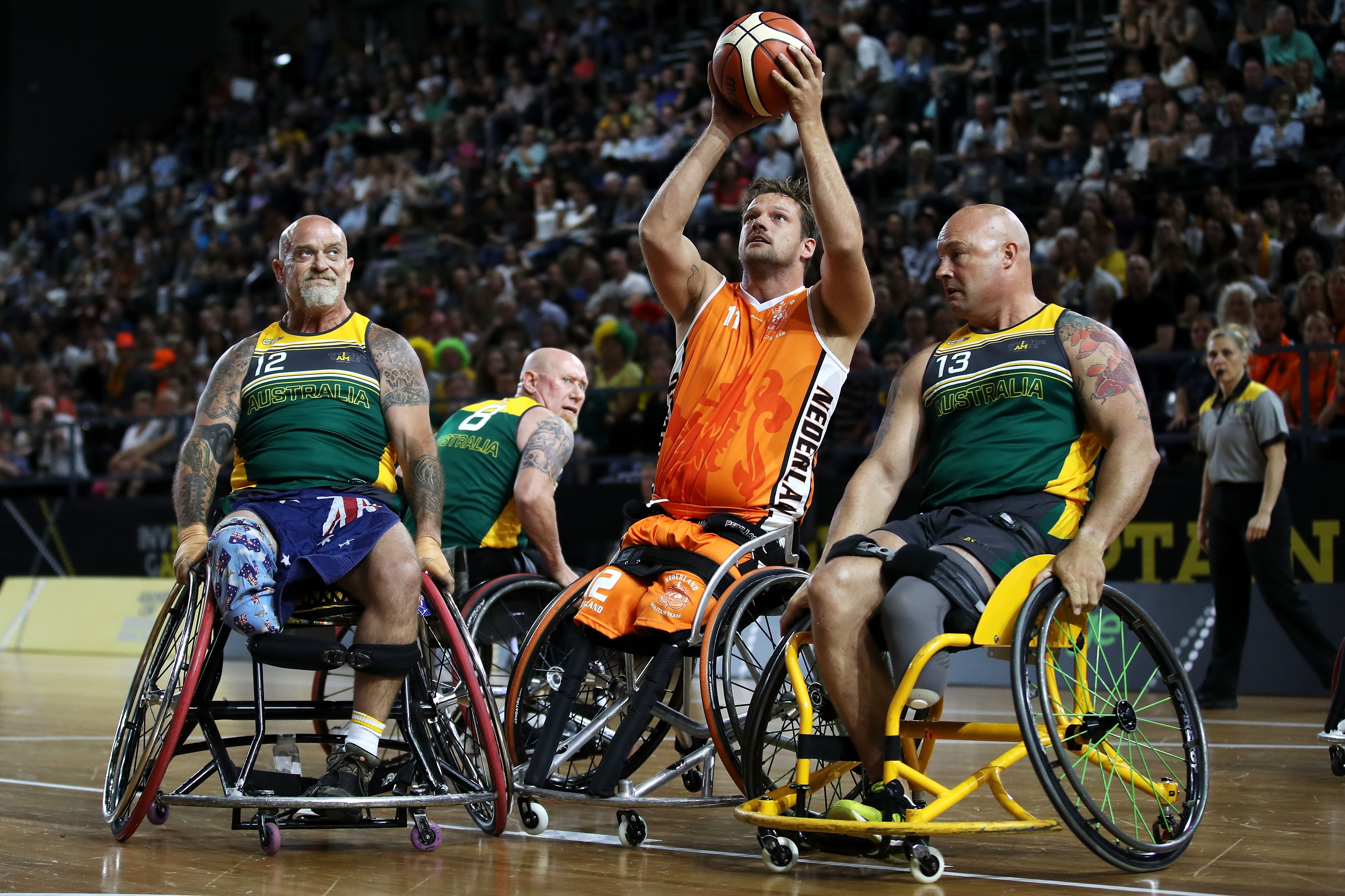 Invictus Games (Foto: Getty Images via Invictus Games Foundation)