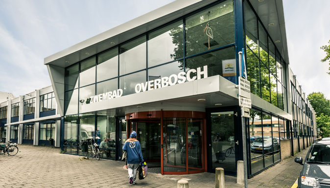The hague overbosch swimming pool